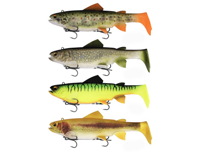 Cod Swimbait Lures